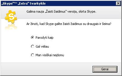 Skype nuo šiol verčia robotas?