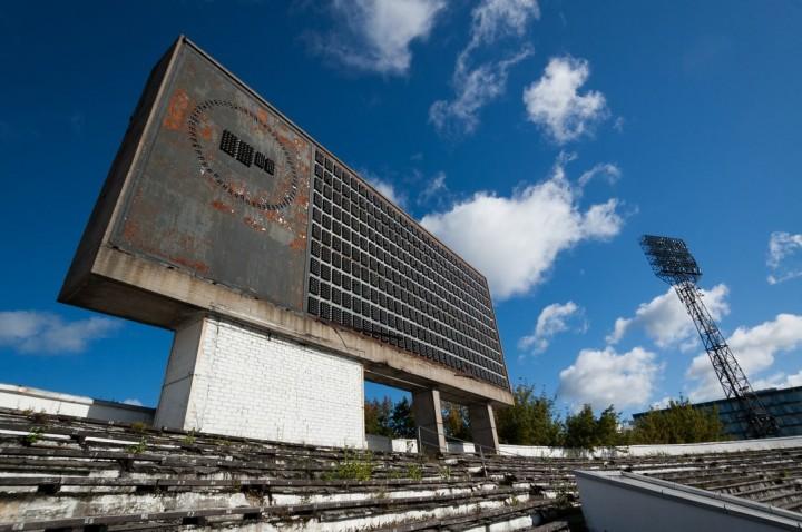 Vilniaus Žalgirio stadionas: koks jis yra dabar