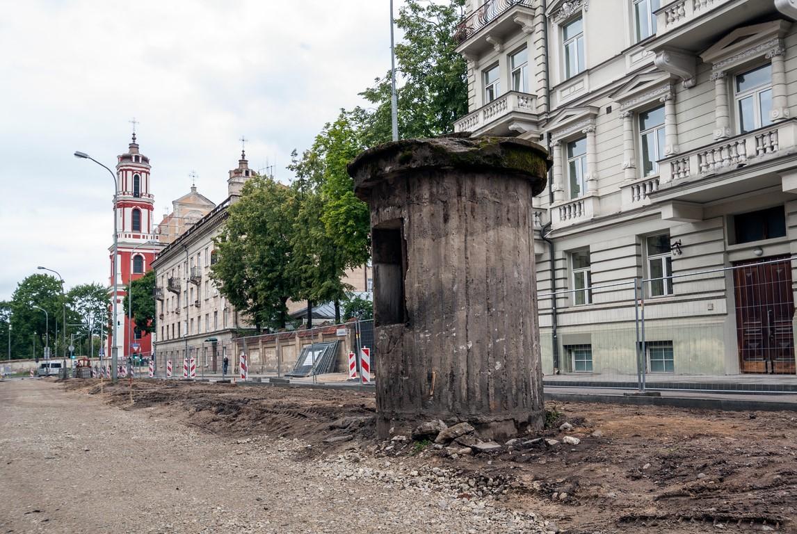 Šermukšnių gatvės bunkerio bokštelis