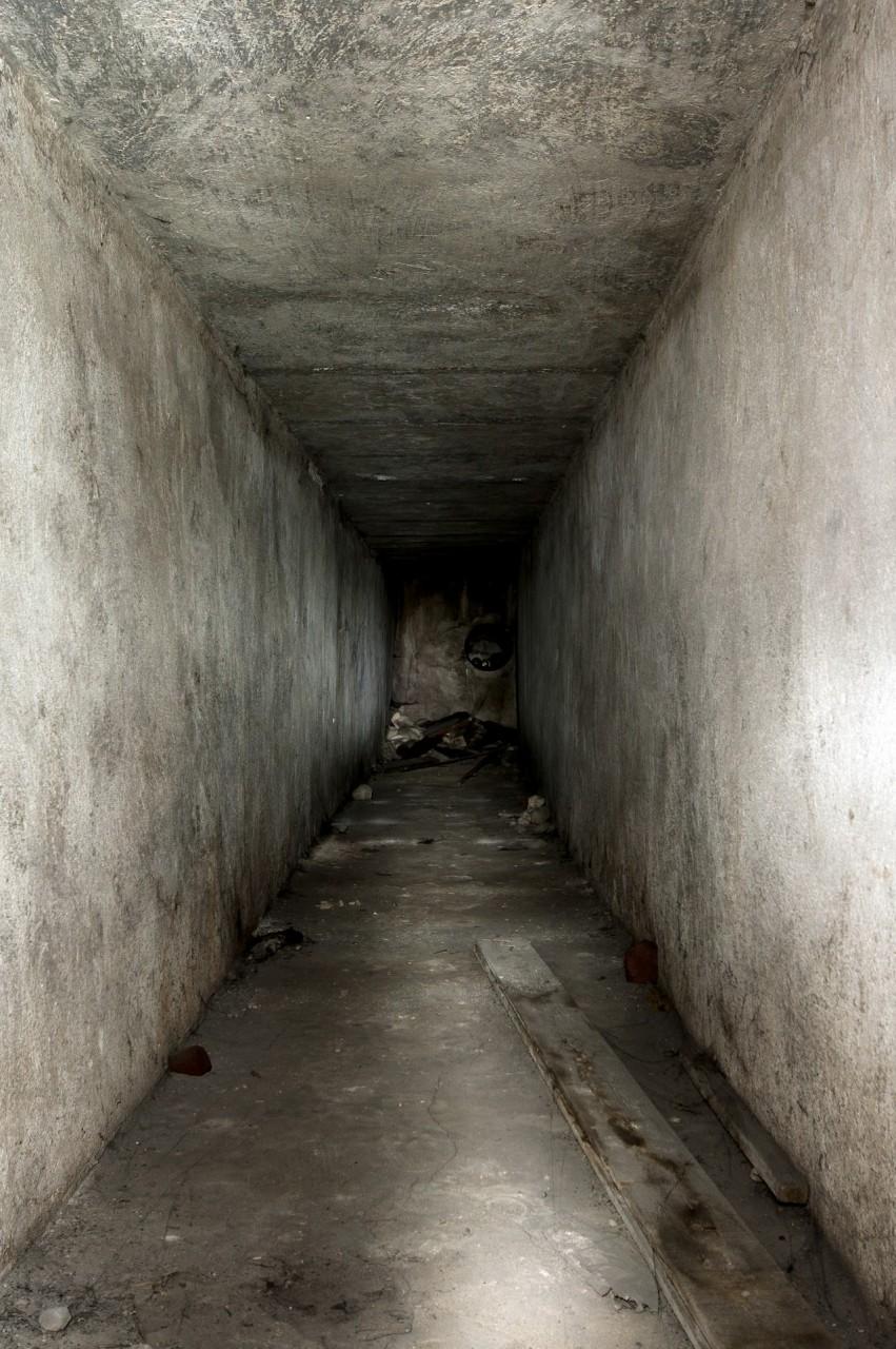 Bunkerio tunelis