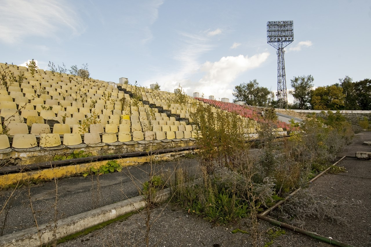 Žalgirio stadiono tribūnos