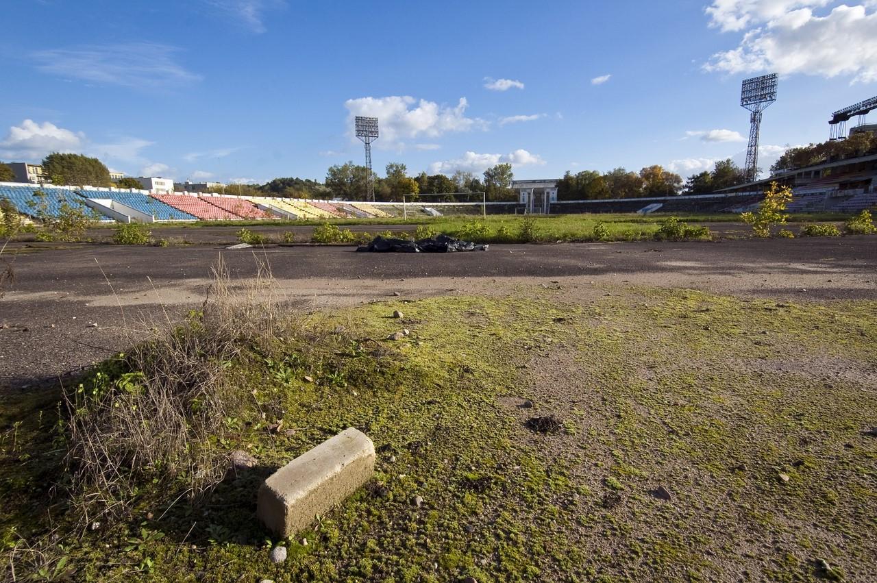 Žalgirio stadiono aikštė