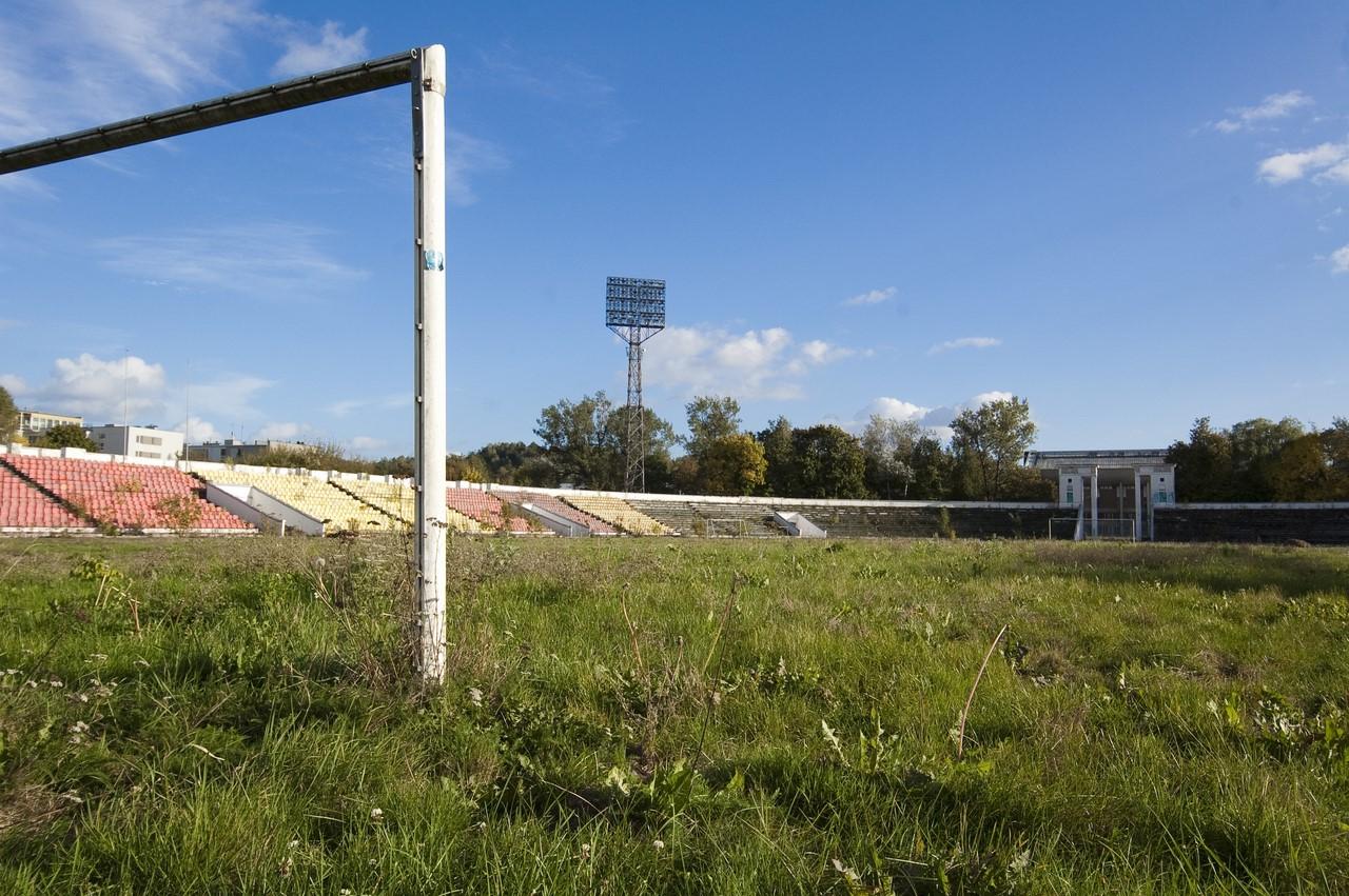 Žalgirio stadiono vartai