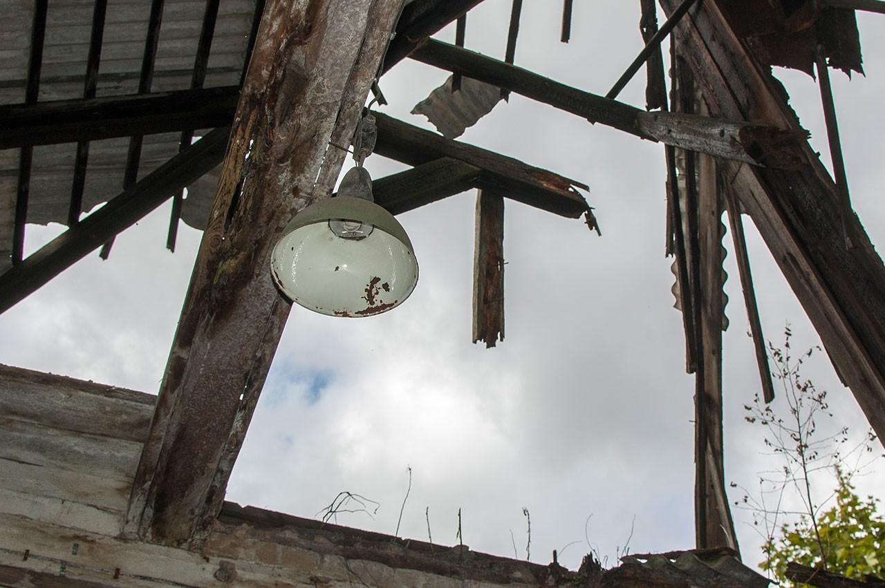 Sovietinis šviestuvas