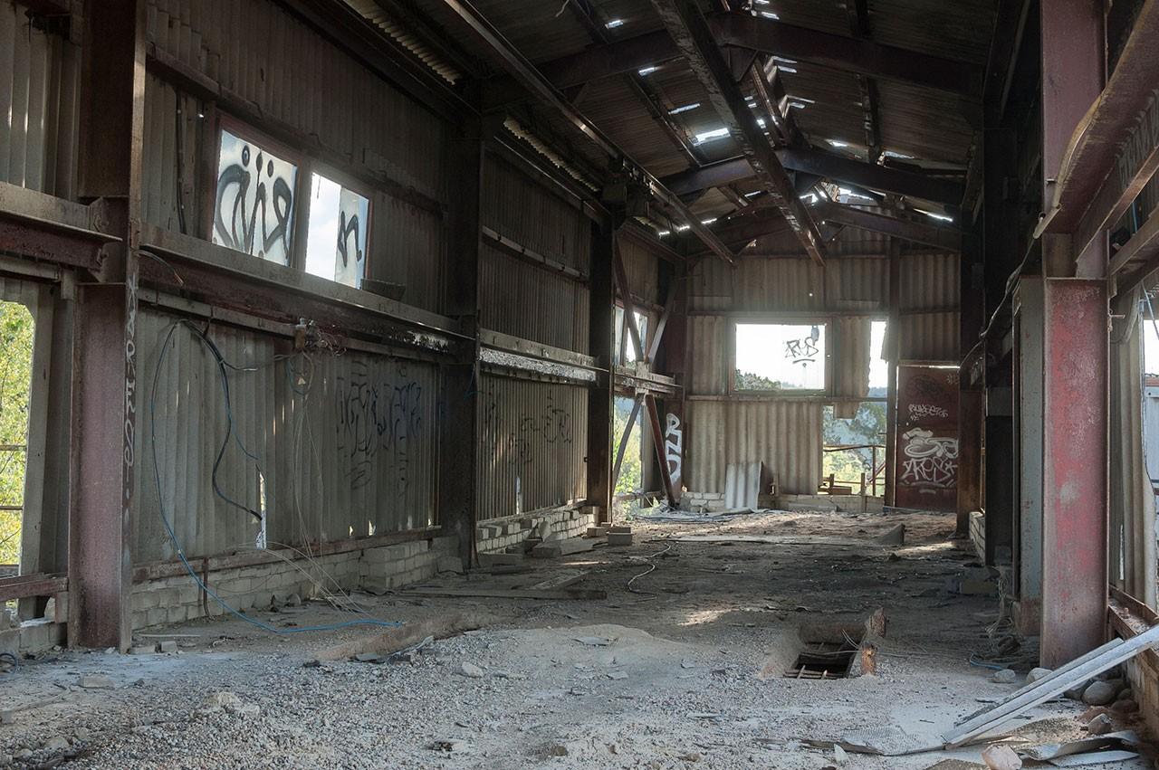 Betono gamykla prie Savanorių prospekto Vilniuje